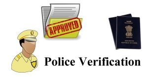 police verification