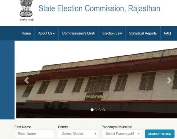 voter id rajasthan