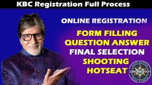 KBC Online Registration