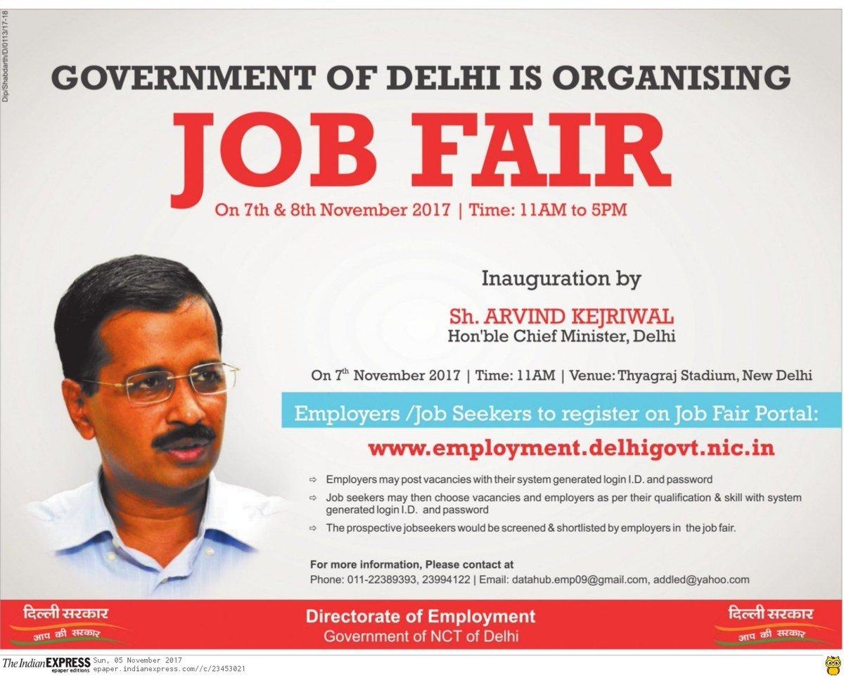 Delhi online job portal