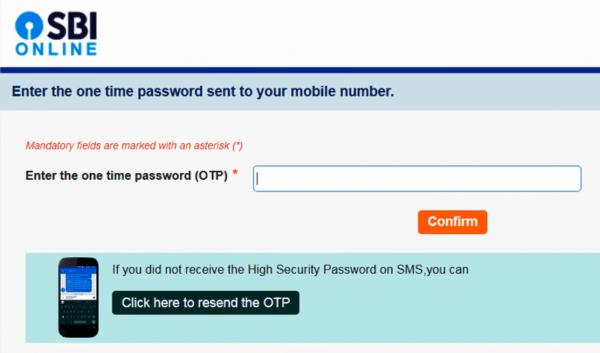 sbi netbanking registration