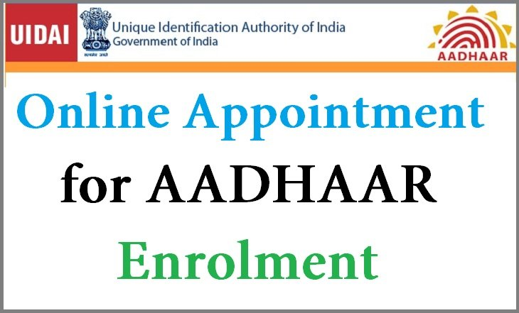 apply adhaar card online