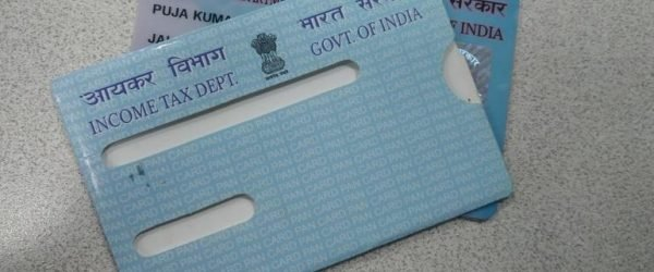 Pan Card Online registration 2020