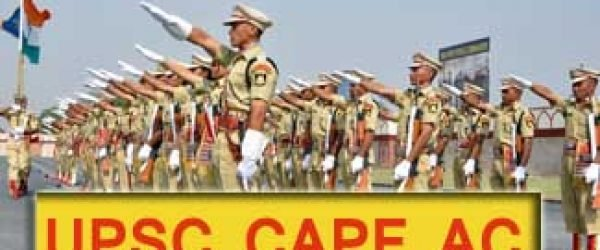 UPSC CAPF: Recruitment 2020, Vacancy, Exam Date