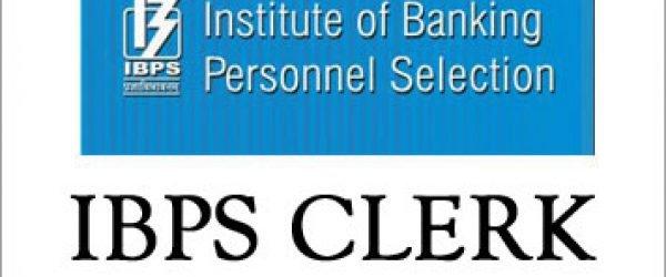 IBPS Clerk 2020 Notification: Dates, Application, Form