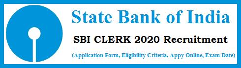 SBI clerk notification