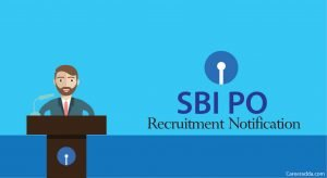 sbi po online apply