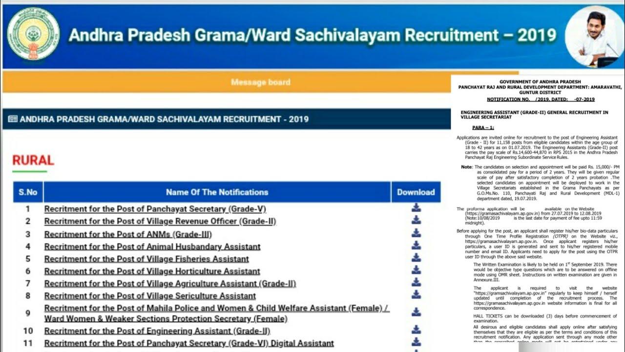 AP Sachivalayam