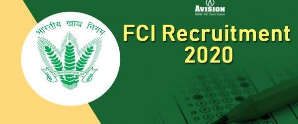FCI Manager Recruitment: Exam Date, Admit Card & Syllabus
