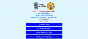 student helpline portal