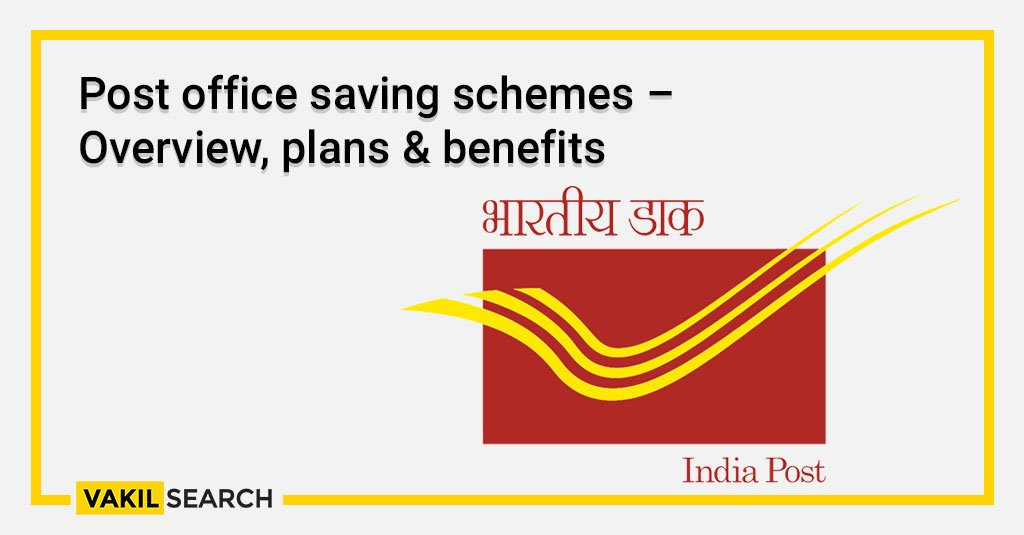 post office saving schemes