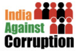 Indiaagainstcorruption logo