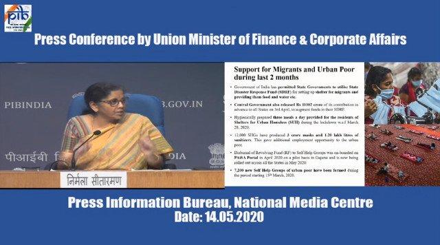 AtmaNirbhar Bharat Scheme 2020