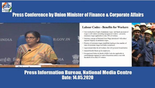 Atma Nirbhar Bharat Scheme 2020