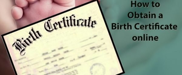 Birth Certificate Online Registration Form & Documents