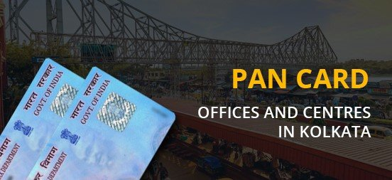 PAN Card Center and offices in Kolkata
