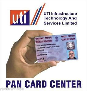PAN Card Centre in Vadodara