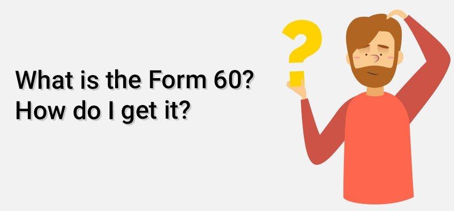 PAN Card Form 60