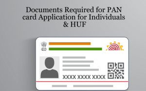 PAN Card Document