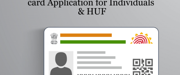 PAN Card: Types of Application Form and Documents