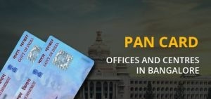 PAN Card Offices in Bangalore