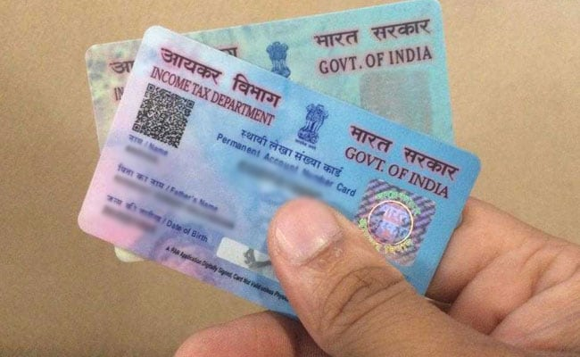 PAN Card Application Form