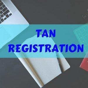 TAN Registration Process