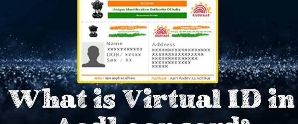 To Generate Aadhaar Virtual ID, Objectives, Importance