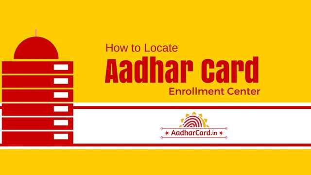 Aadhaar Card Center in Indore