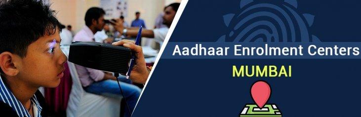 List of UIDAI Aadhaar Card Enrolment Centers in Mumbai | IAC