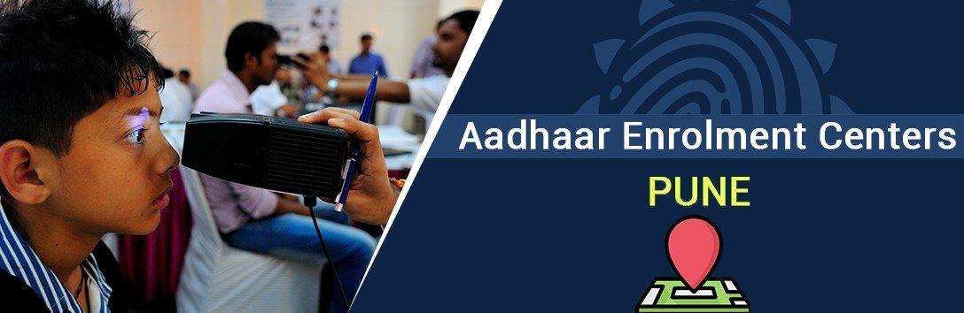 Aadhaar Card Center in Pune
