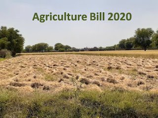 Agriculture Ordinance Bill 2020