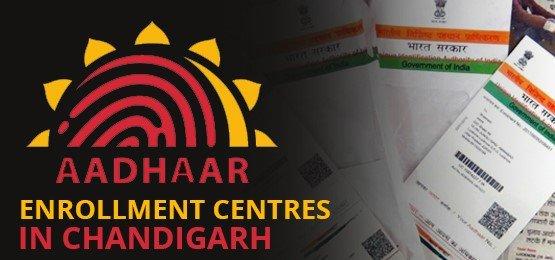 Aadhaar Card Center in Chandigarh