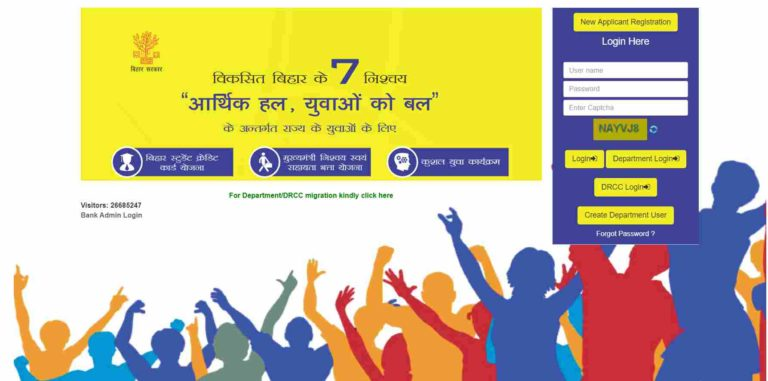 Bihar Student Credit Card Scheme 2020