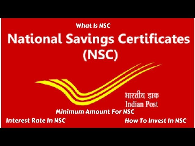National Savings Certificate Interest Rate