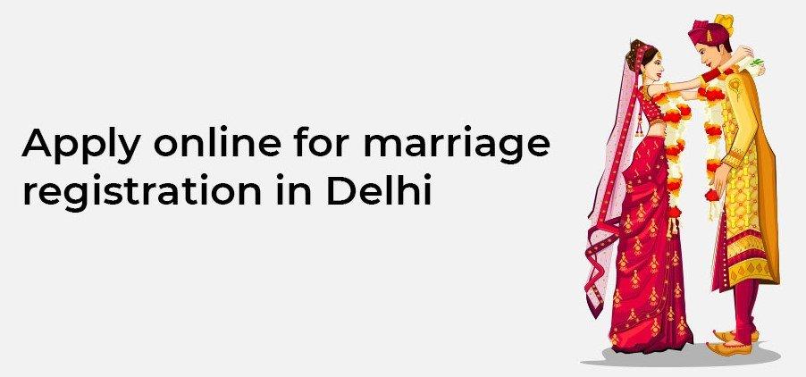 Delhi Marriage Certificate