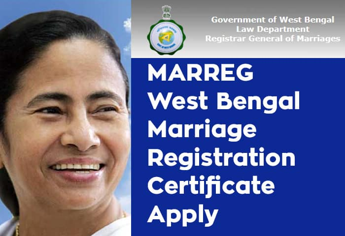 WB Marriage Registration Certificate