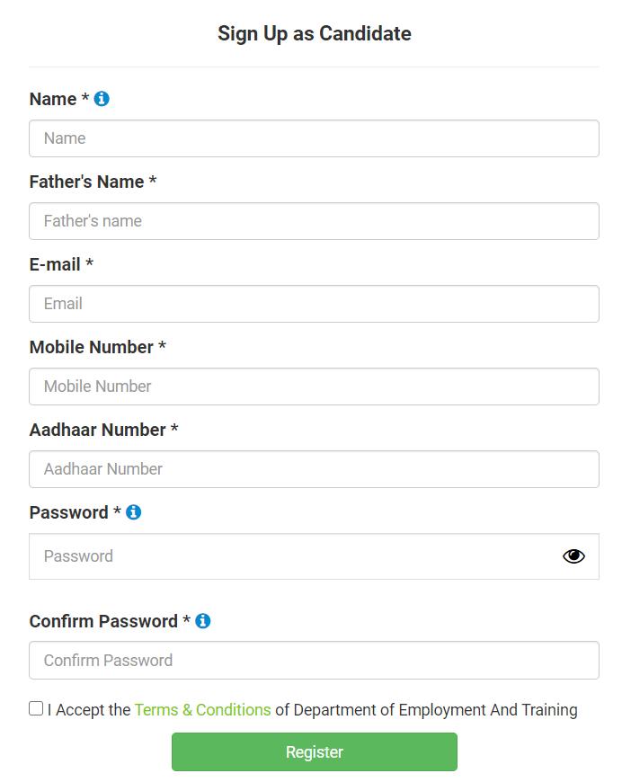 TN Private Job Portal