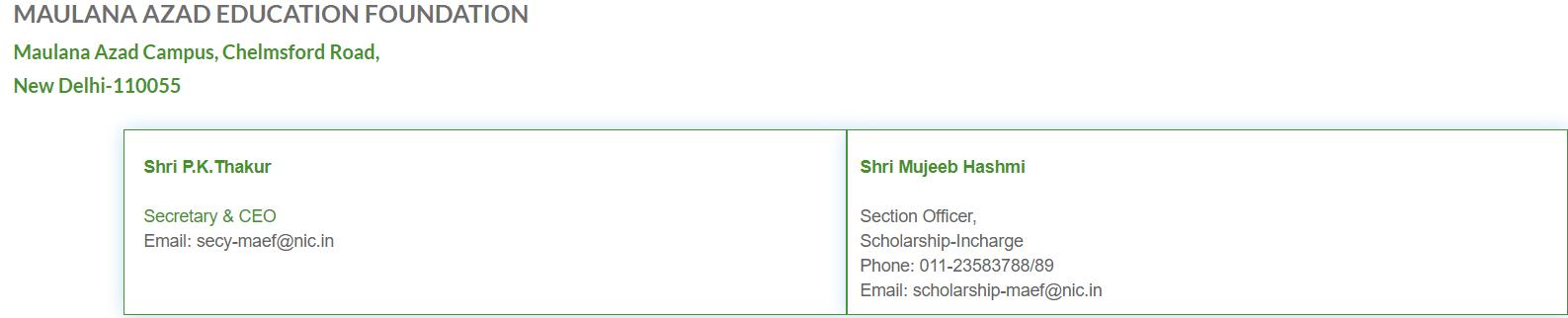 Begum Hazrat Mahal Scholarship Scheme 2020