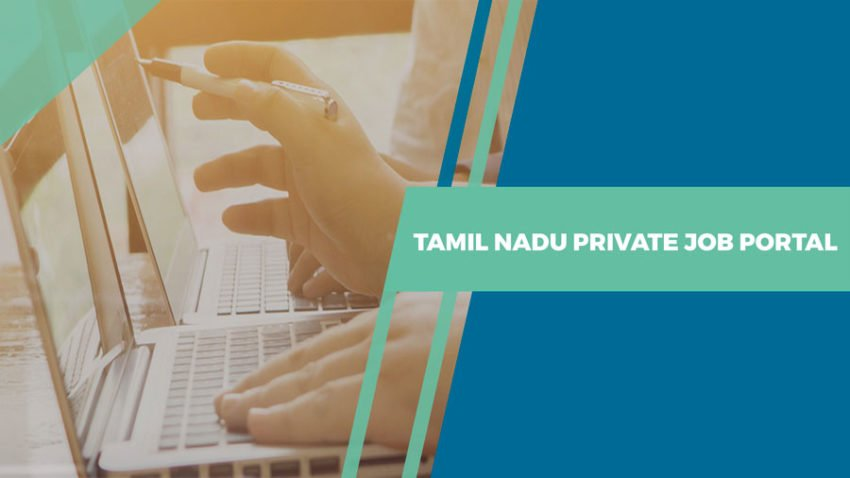 Tamil Nadu Private Job Portal