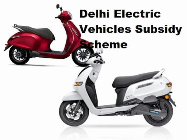 Delhi Electric Vehicle Portal 2020