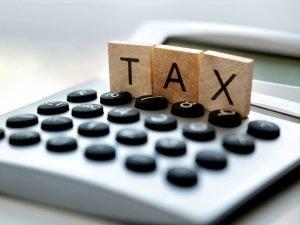 Toll tax rate