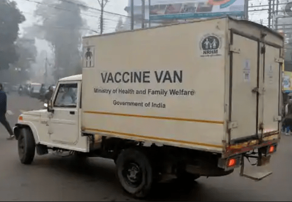 registration of COVID-19 Vaccines in India