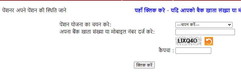 Uttarakhand Social Security State Portal