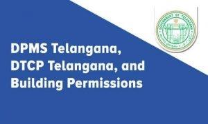 DPMS Telangana Building