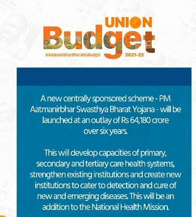 Swasth Bharat Scheme