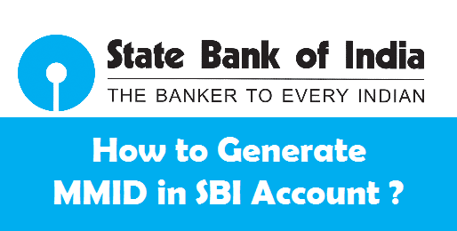 MMID State Bank of India