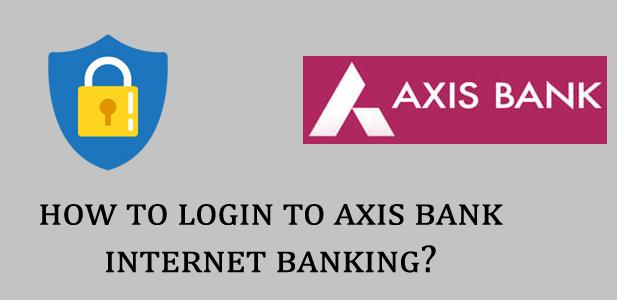Axis Bank Online Banking Login