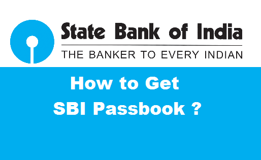 State Bank of India New Passbook
