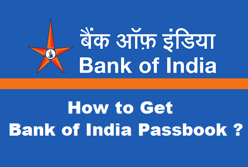 Bank of India New Passbook